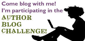 Author Blog Challenge