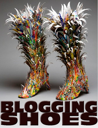get your blogging shoes on!