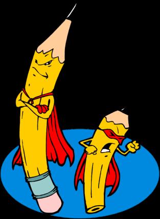 superhero-pencil