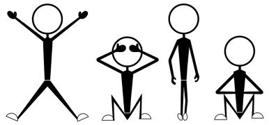 stick-figures